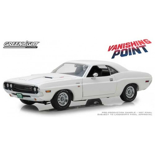 Greenlight 1970 Dodge Challenger R/T - Vanishing Point