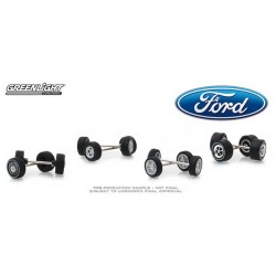Greenlight Hobby Exclusive - Ford Wheel and Tire Pack