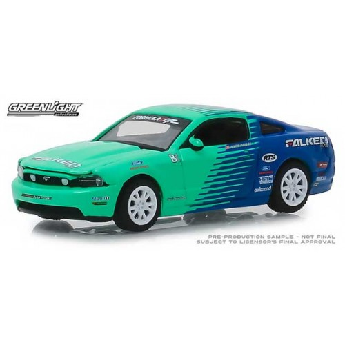 Greenlight Hobby Exclusive - 2013 Ford Mustang Falken Tires