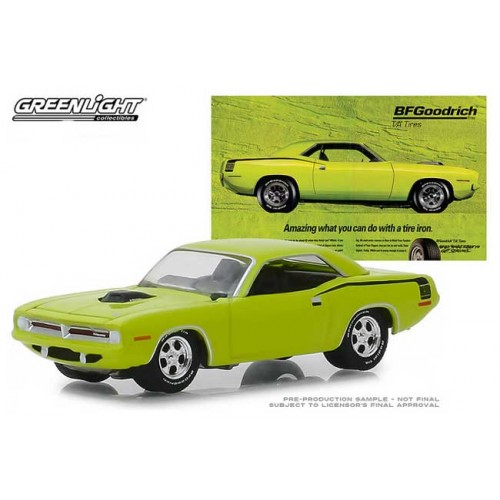 Greenlight Hobby Exclusive - 1970 Plymouth HEMI Cuda