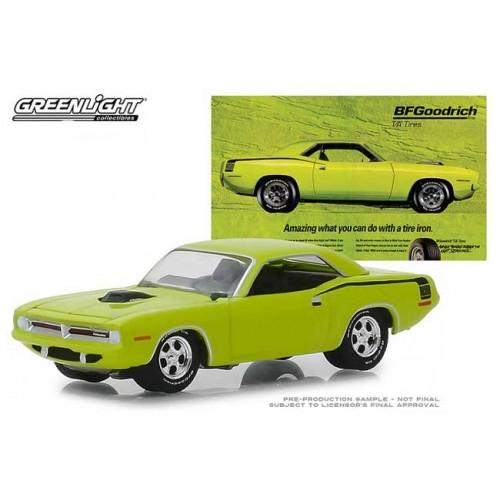 Greenlight Hobby Exclusive - 1970 Plymouth HEMI Cuda