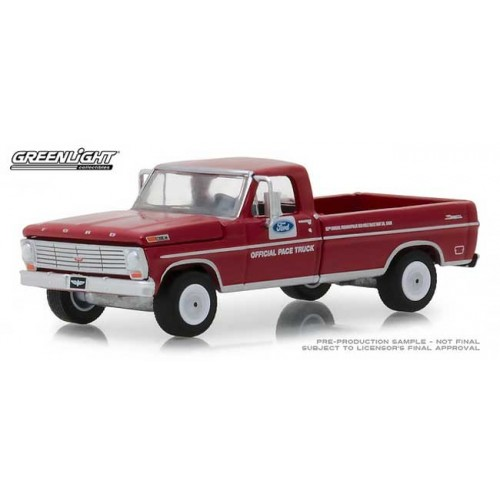 Greenlight Hobby Exclusive - 1968 Ford F-100 Long Bed