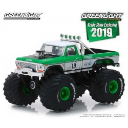 Greenlight Hobby Exclusive - 1974 Ford F-250 Monster Truck