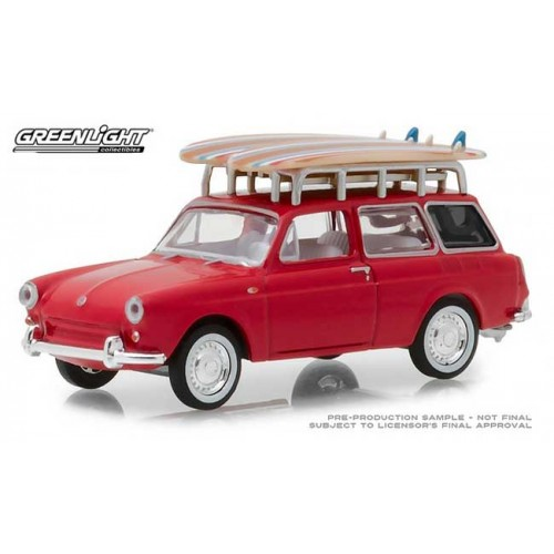 Greenlight The Hobby Shop Series 5 - 1962 Volkswagen Type 3 Squareback