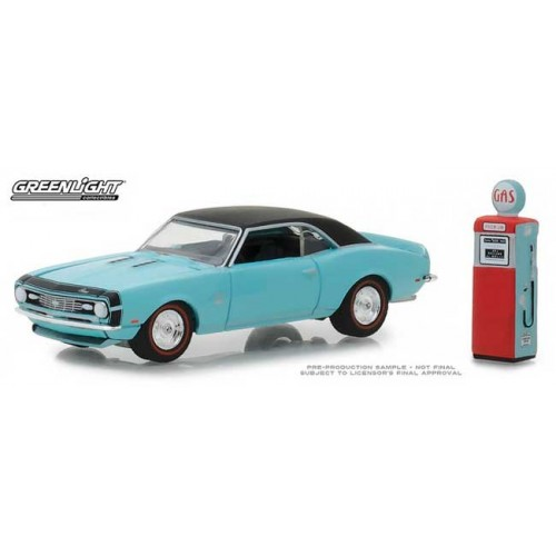 Greenlight The Hobby Shop Series 5 - 1968 Chevy Camaro SS