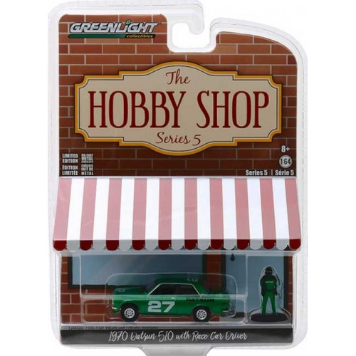 Greenlight The Hobby Shop Series 5 - 1970 Datsun 510