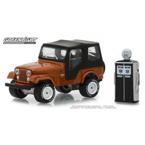 Greenlight The Hobby Shop Series 5 - 1974 Jeep CJ-5