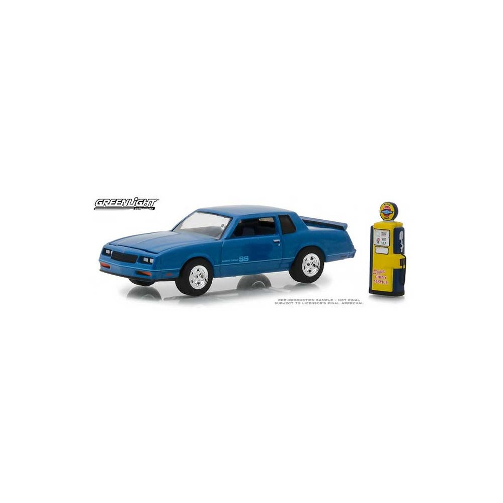 Ss Monte Carlo >> Greenlight The Hobby Shop Series 5 1984 Chevy Monte Carlo Ss