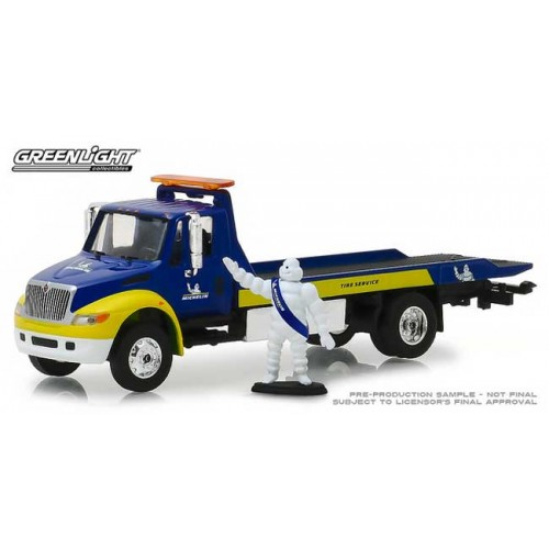 Greenlight HD Trucks Series 15 - International DuraStar Michelin Flatbed