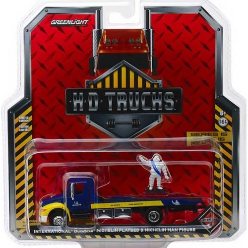 Greenlight HD Trucks Series 15 - International DuraStar Michelin Flatbed