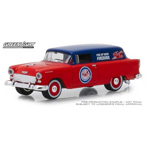 Greenlight Running on Empty Series 7 - 1955 Chevy 150 Sedan Delivery
