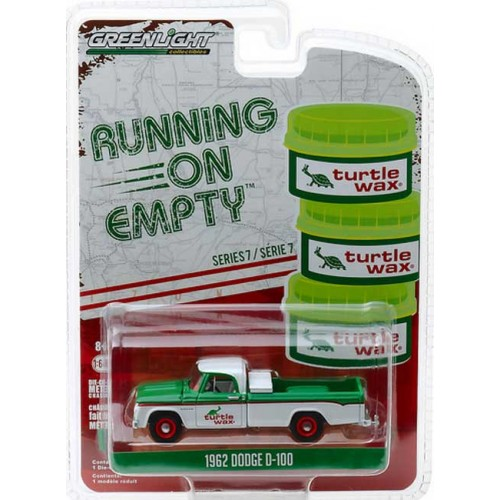 Greenlight Running on Empty Series 7 - 1962 Dodge D-100