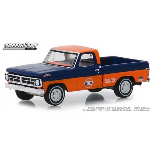 Greenlight Running on Empty Series 7 - 1971 Ford F-100 Truck