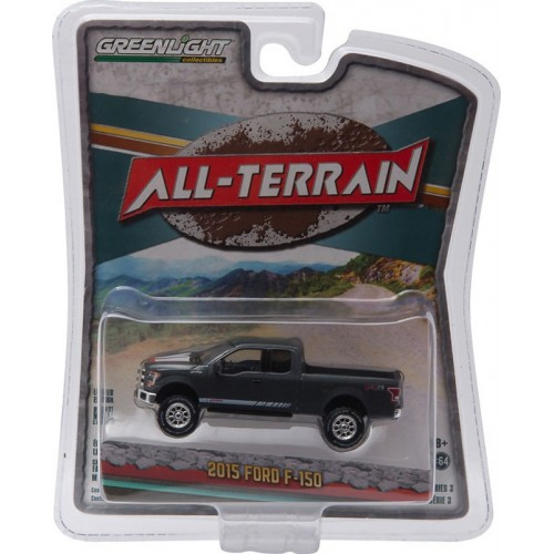 All-Terrain Series 3 - 2015 Ford F-150 Pickup