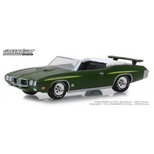 Greenlight Barrett-Jackson Series 3 - 1970 Pontiac GTO Judge