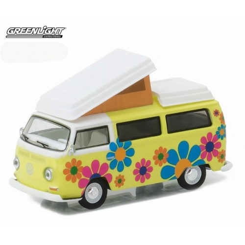 Club Vee-Dub Series 4 - 1968 Volkswagen Type T2 Westfalia Campmobile