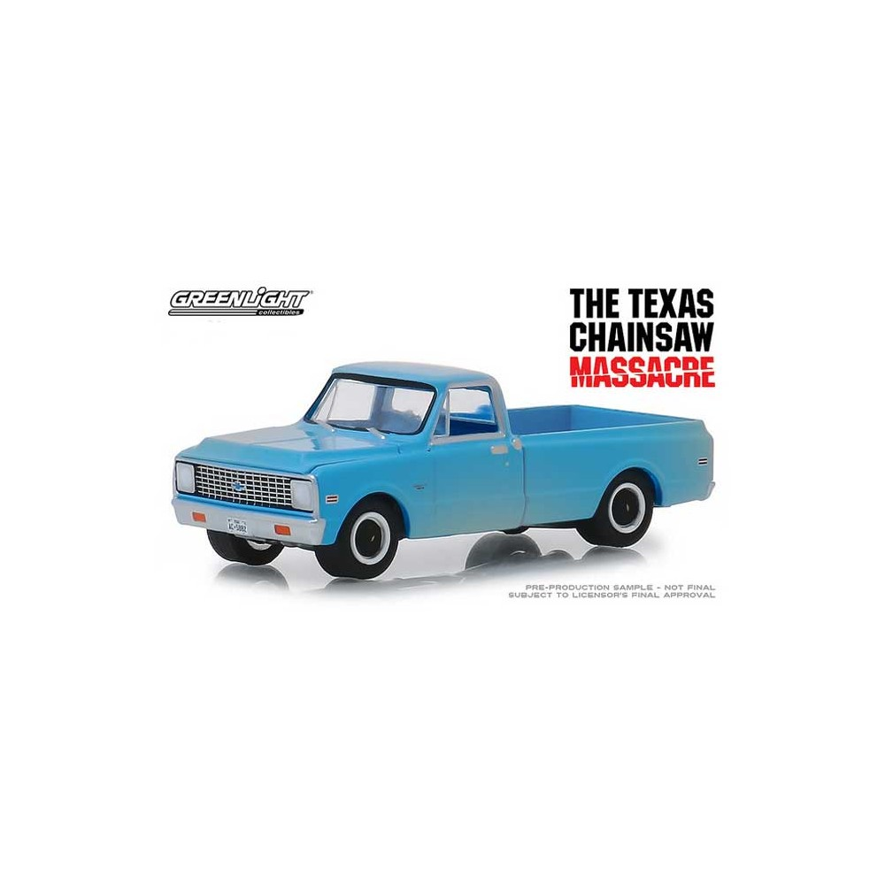 Greenlight Hollywood Series 22 - 1971 Chevy C-10 Truck