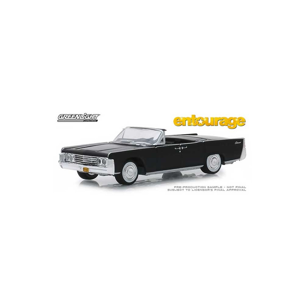 Greenlight Hollywood Series 22 - 1965 Lincoln Continental Convertible