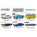 Greenlight Hollywood Series 22 - Six Car Set