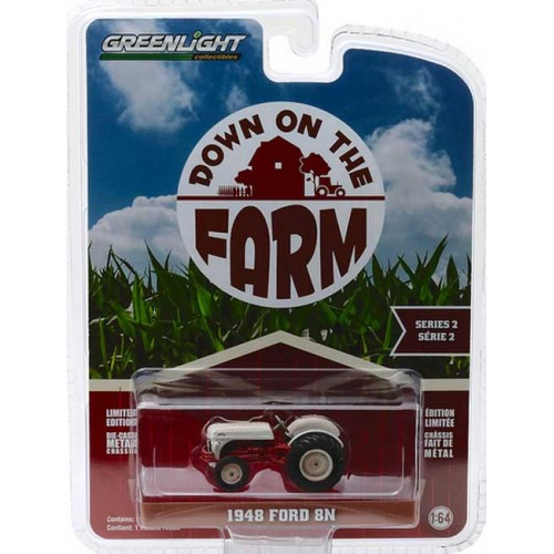 Greenlight Down on the Farm Series 2 - 1948 Ford 8N Tractor