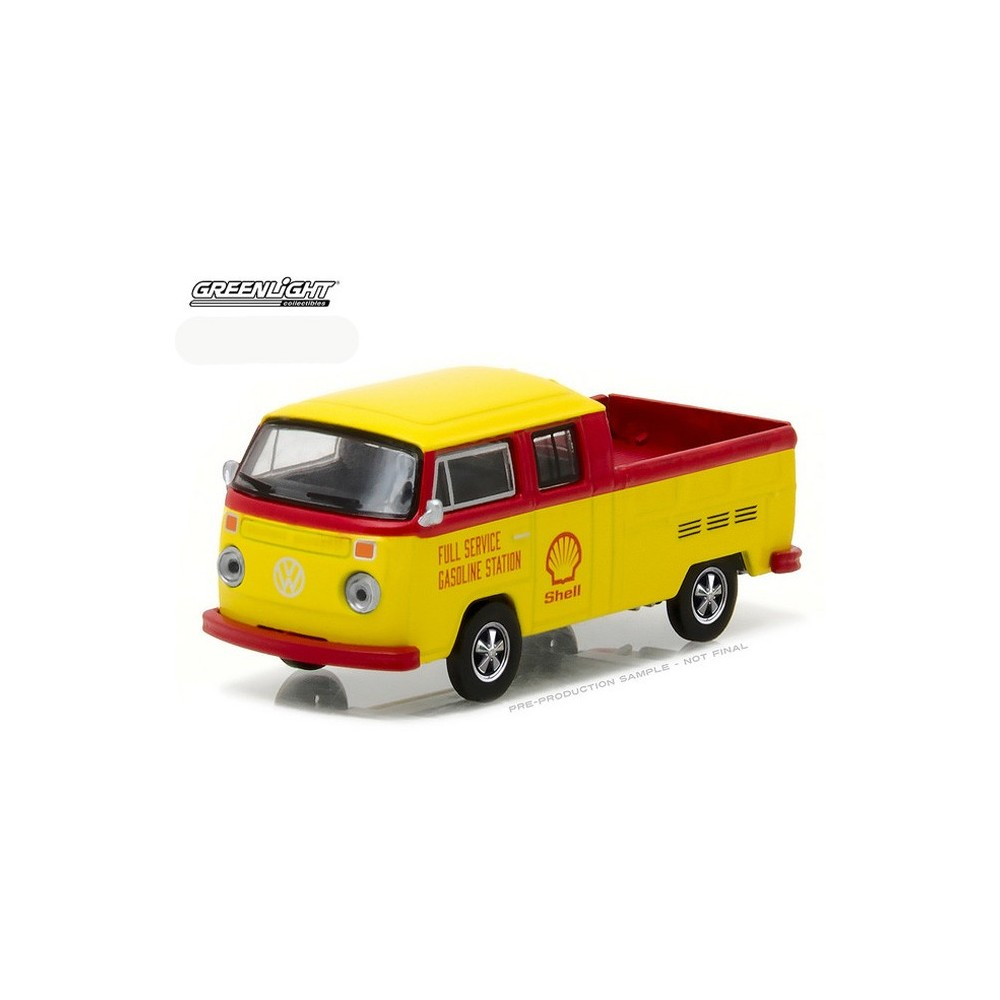 Club Vee-Dub Series 4 - 1976 Volkswagen Type 2 T2 Double Cab Pick-up
