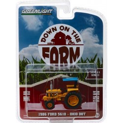 Greenlight Down on the Farm Series 2 - 1986 Ford 5610 Tractor