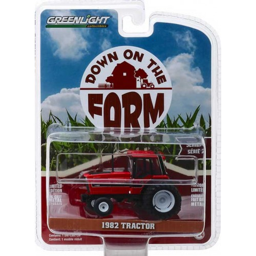 Greenlight Down on the Farm Series 2 - 1982 Tractor
