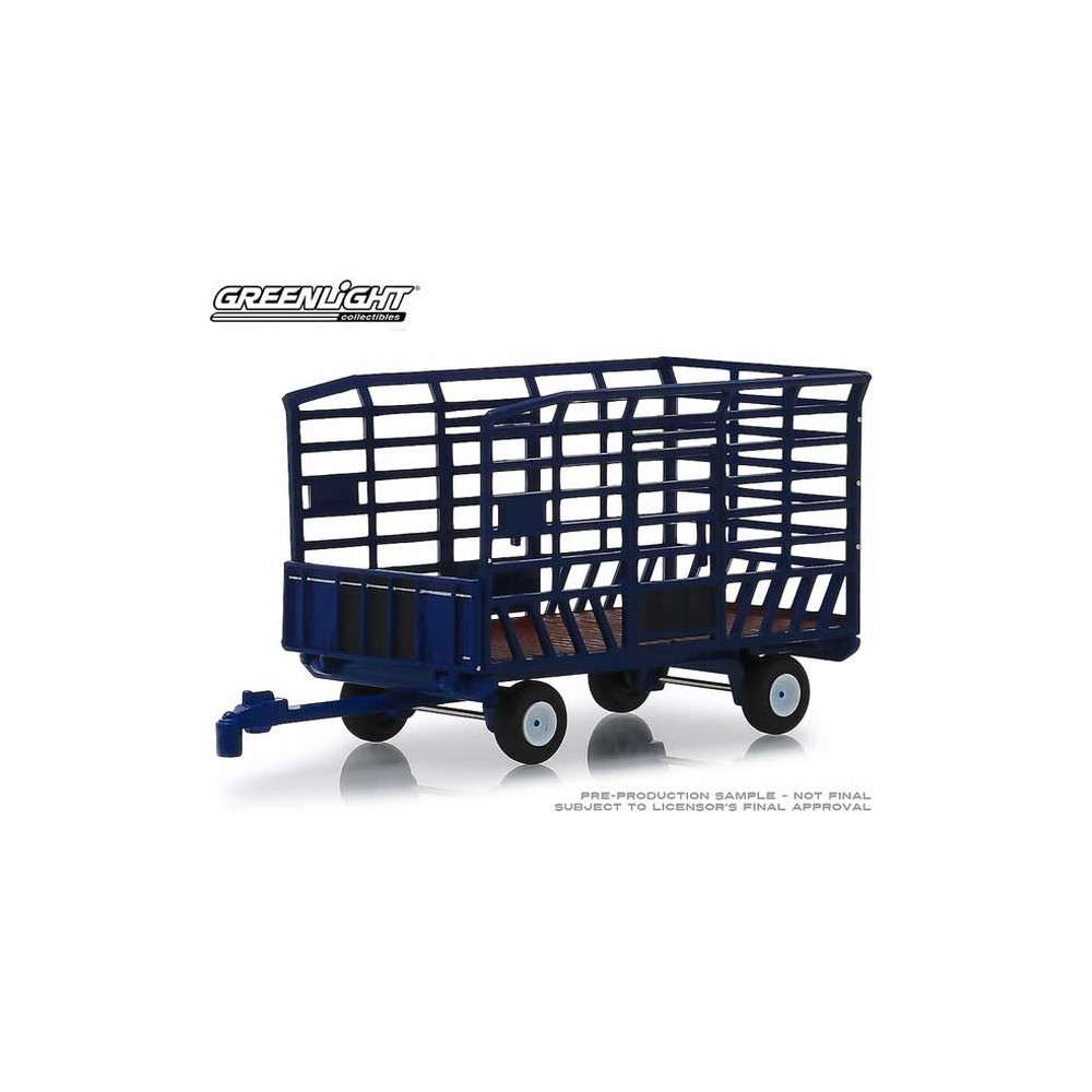 Greenlight Down on the Farm Series 2 - Bale Throw Wagon