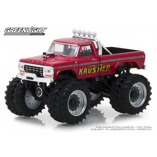 Greenlight Kings of Crunch Series 2 - 1973 Ford F-250 Monster Truck
