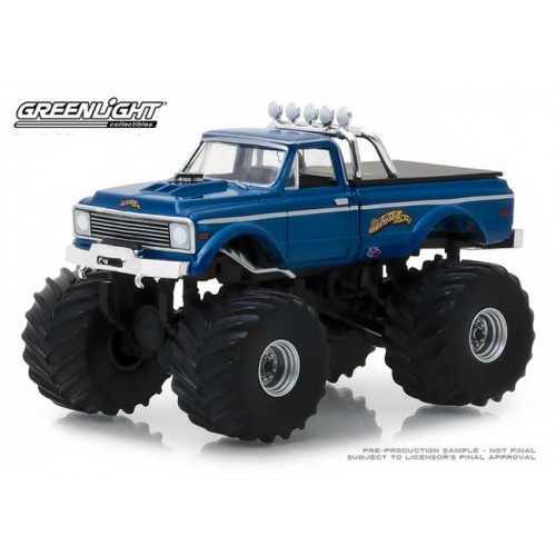 Greenlight Kings of Crunch Series 2 - 1970 Chevy K-10 Monster Truck