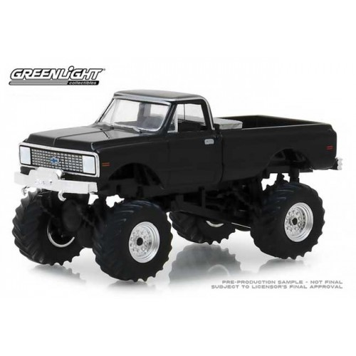 Greenlight Kings of Crunch Series 2 - 1972 Chevy K-10 Monster Truck