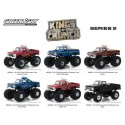 Greenlight Kings of Crunch Series 2 - Six Truck Set