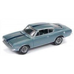 Johnny Lightning Classic Gold - 1967 Plymouth Barracuda