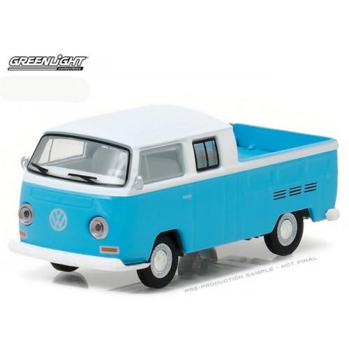 Club Vee-Dub Series 4 - 1968 Volkswagen Type 2 T2 Double Cab Pick-Up