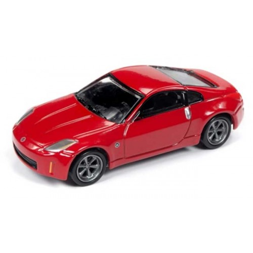 Johnny Lightning Classic Gold - 2004 Nissan 350Z