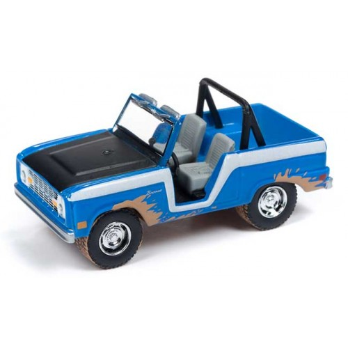 Johnny Lightning Street Freaks - 1968 Ford Bronco Off Road