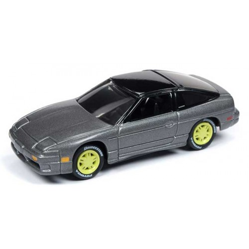 Johnny Lightning Street Freaks - 1990 Nissan 240SX Import Heat