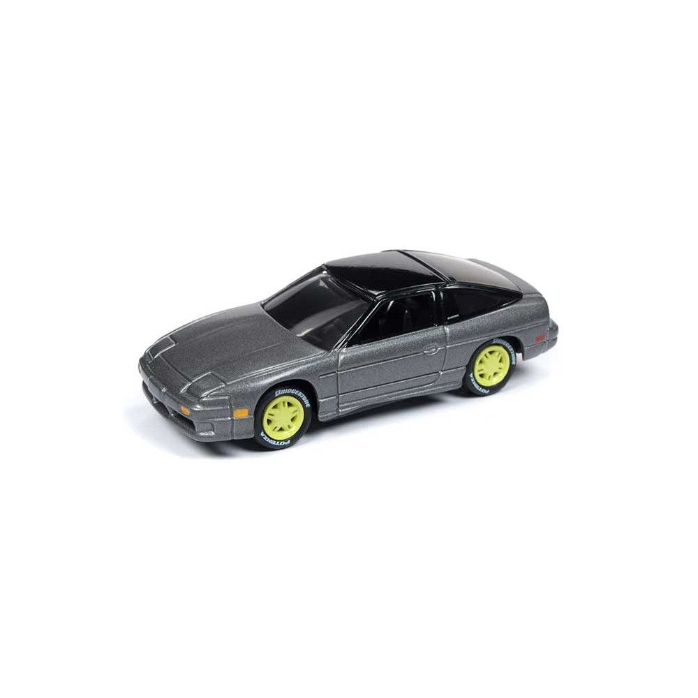 Johnny Lightning Street Freaks - 1990 Nissan 240SX Import Heat