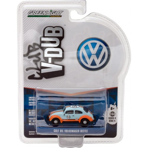 Club Vee-Dub Series 4 - Gulf Oil Volkswagen Beetle