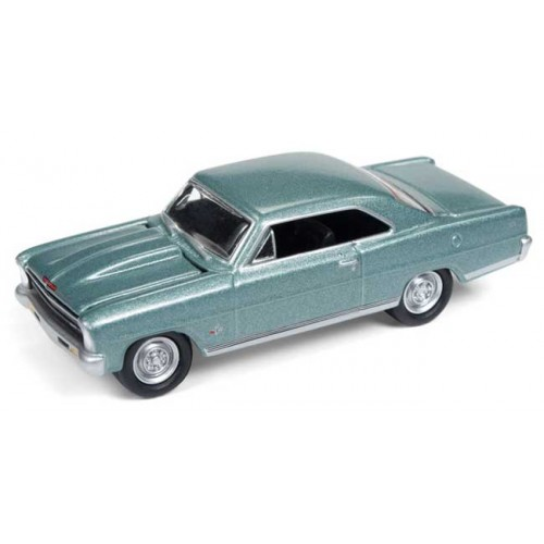 Johnny Lightning Muscle Cars U.S.A. - 1966 Chevy Nova SS