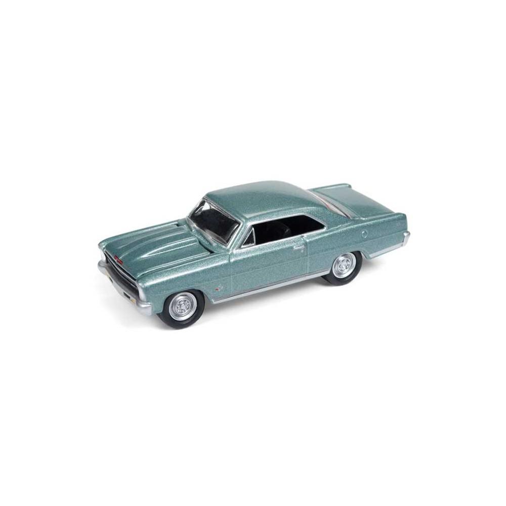 Johnny Lightning Muscle Cars U.S.A - 1966 Chevy Nova SS