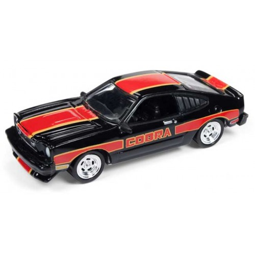 Johnny Lightning Muscle Cars U.S.A. - 1978 Ford Mustang Cobra II