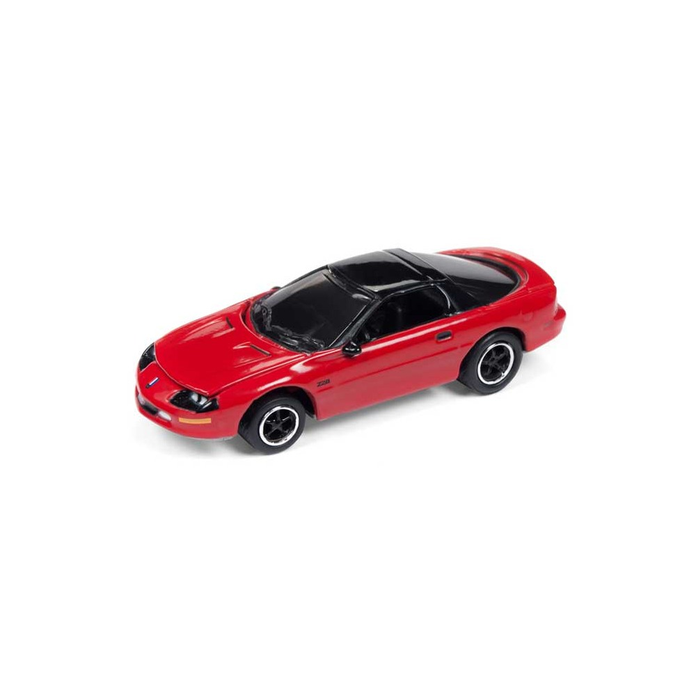 Johnny Lightning Muscle Cars U.S.A. - 1996 Chevy Carmaro Z28
