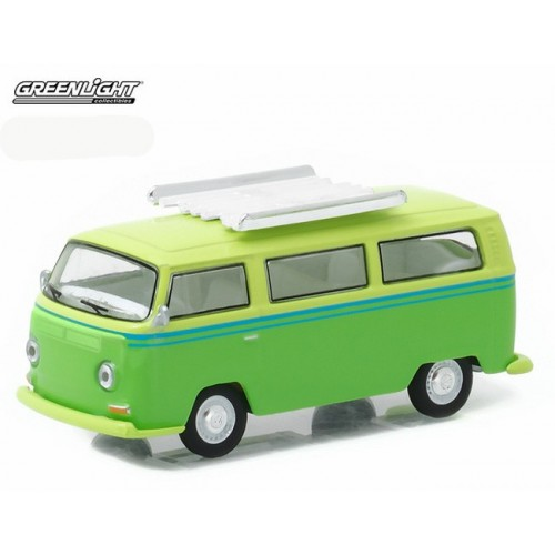 Club Vee-Dub Series 4 - 1968 Volkswagen Type 2 T2 Bus