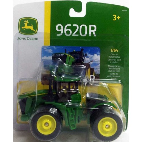 John Deere Riding Tractor 1:64 Very Cool ERTL Quality Beautiful Farm Toy