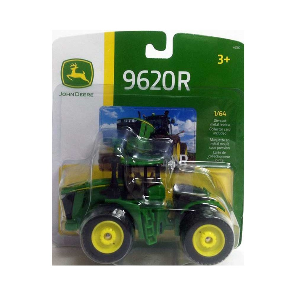 Ertl John Deere 9620R Tractor with Triples