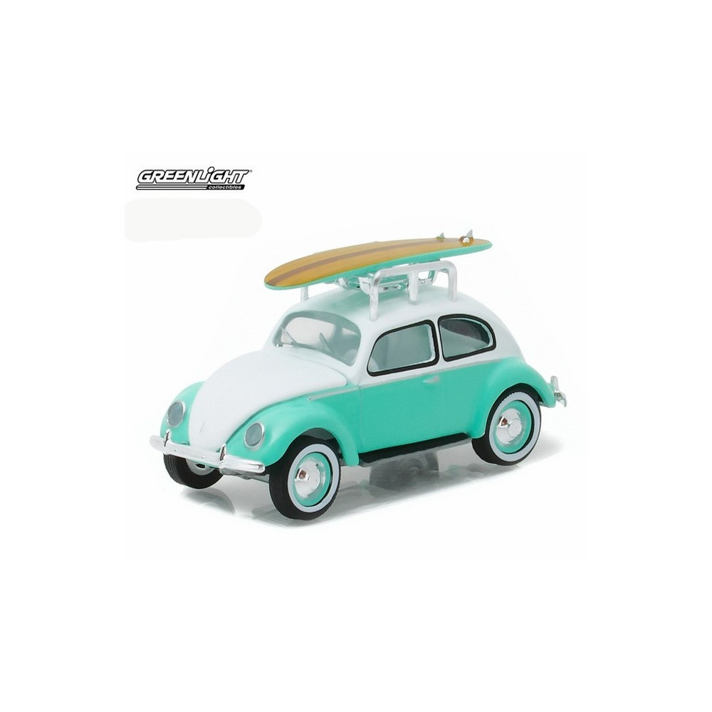 Club Vee-Dub Series 4 - 1946 Volkswagen Beetle with Rook Rack