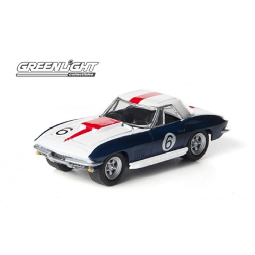 Greenlight Road Racers Series 2 - 1967 Chevrolet Corvette