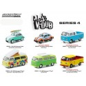 Club Vee-Dub Series 4 - Six Car Set