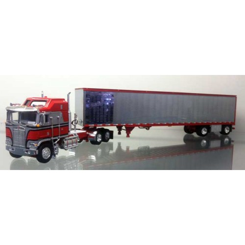 DCP Kenworth K100 COE with Utility Dry Goods Trailer